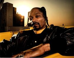 Snoop Dogg Autographed 11x14 Photo Exact Vid Proof PSA