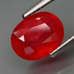 Dynamic 2.49ct Imperial Red Sapphire