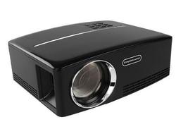 HD Home Media Player Mini LED Projector 1080p HDMI USB