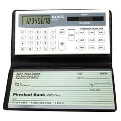 Checkbook Calculator Track Budget Income Expense