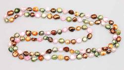 Freshwater Pearl Necklace 46-inch