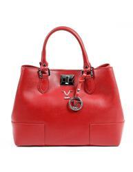 V 1969 Italia Womens Handbag V013-S PALMELLATO ROSSO