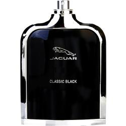 JAGUAR CLASSIC BLACK by Jaguar EDT SPRAY 3.4 OZ *TESTER