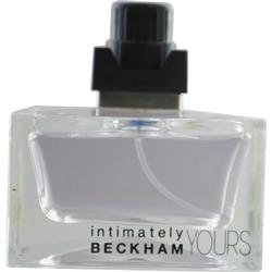INTIMATELY YOURS BECKHAM by David Beckham EDT SPRAY 2.5 OZ *TESTER