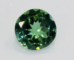 Vibrant Blue Green Tourmaline - 0.98 ct.
