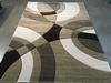 Stunning Designer Contemporary Carved Area Rug 8x11