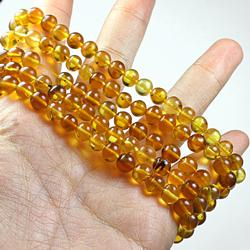 Gorgeous 23.84 gram Mexican Amber strand
