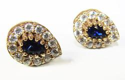 Alluring Antique Design Handmade 925 Silver Earrings