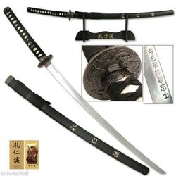 Replica Last Samurai Sword With Stand