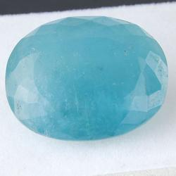 Rare 55 Carat Natural Untreated Aquamarine
