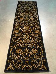 Stunning & Trendy French Allover Design Runner 8 Ft