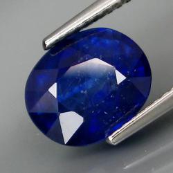 Cornflower blue 4.30ct Sapphire