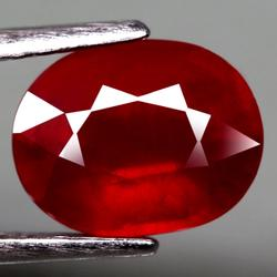 Ravishing 2.84ct natural Ruby