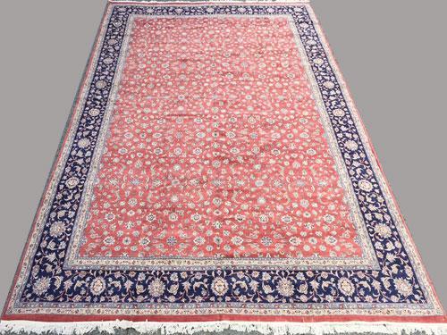 Vert Rare Size to Find Fabulous Handmade Tabriz