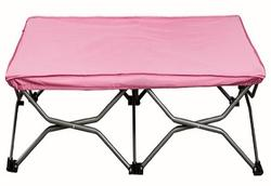 Cot Portable Toddler Bed w/ Fitted Sheet & Travel Case