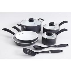 Eco Friendly Cookware 10pc Wht