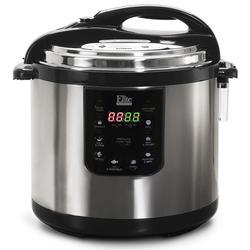 Platinum 10 Qt Electric Pressure Cooker