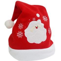 Set of 3 Cute Christmas Hat Santa Hat for Christmas Decoration