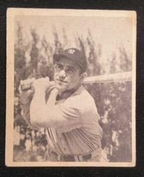 1948 Bowman # 6 Larry (Yogi) Berra Rookie HOF