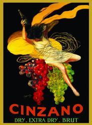 Leonetto Cappiello - Cinzano on Canvas