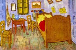 Van Gogh -  Bedroom at Arles on Archival Paper