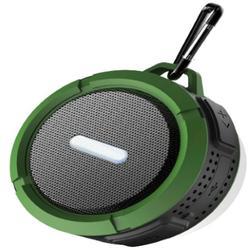 Waterproof Wireless Bluetooth Shower Speaker w/ Mic