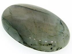 Blue Fire natural Labradorite Gemstone