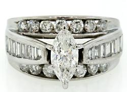 2.25 CTW Multi Diamond Ring