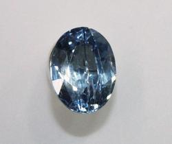Lively Calibrated Oval Sapphire - 1.71 cts.