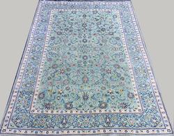 Rare Darling Mid-20th C. Authentic Handmade Vintage Persian Bidgol Rug