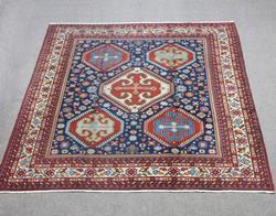 Captivating Handmade Semi Antique Turkish
