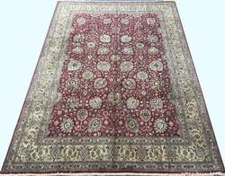 Simply Darling Super Fine Silk Blend Authentic Persian-Pak Isfahan Carpet