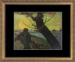 Vintage Vincent Van Gogh The Sower