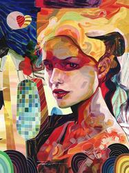 Bright  Beautiful Piece By Tadeo