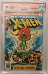 X-Men # 101 October 10, 1976 Signed Chris Claremont
