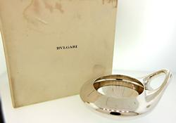 Bvlgari Candle Holder in Sterling
