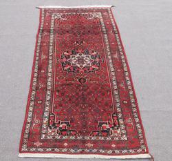 Simply Stunning Handmade Semi Antique Persian Bordjalou 9.10X4.9