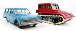 2 Lesney Match Box Cars
