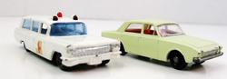 2 Vintage Lesney Matchbox Cars