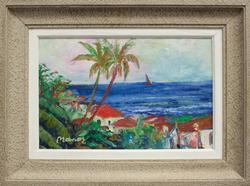 Amazing Original Art By Manor Shadian