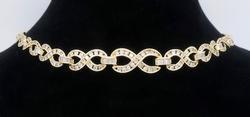 5+ Carat Diamond Necklace