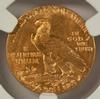 Basically Gem BU 1925-D US $2.50 Indian Gold. NGC MS64