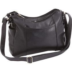 Elegant Ladies Leather Adjustable Handbag