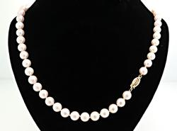 17 Inch Strand of Pearls