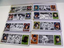 16 Topps Polar Bear Oversized Baseball Trade Cards