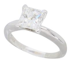GIA Certified VS2 1.01CT Diamond Ring