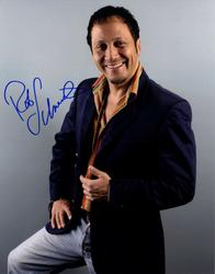Rob Schneider Autographed Signed 11x14 Photo AFTAL UACC