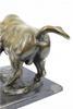 Charging Spanish Bull Statue Stock Market Bronze Sculpture