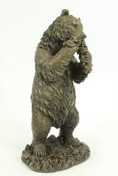 Bear Bronze Sculpture animal edition Statue