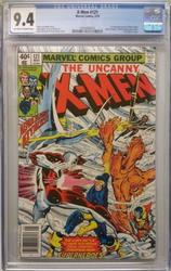 X Men # 121 May 10, 1979 Marvel Comics CGC 9.4